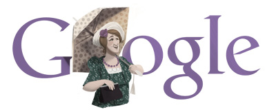 Google ファイナ・ラネヴスカヤ 生誕115周年