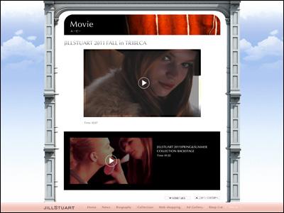 JILLSTUART   ジル スチュアート Official Homepage