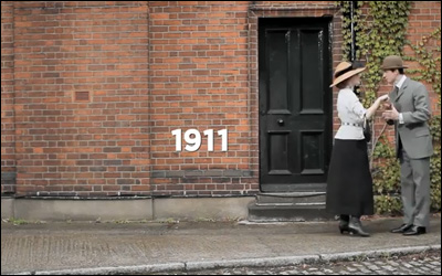100 YEARS / STYLE / EAST LONDON