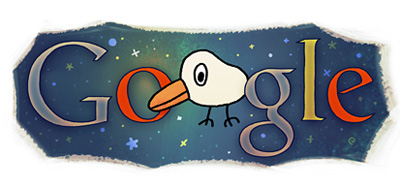 Google 星新一生誕85周年