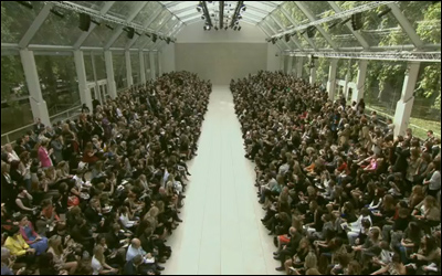 Burberry Prorsum Womenswear S/S12 Full Show