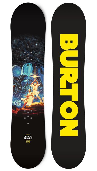 Chopper Star Wars™ Snowboard | Burton Snowboards