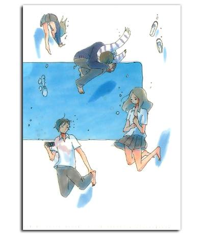 炭酸水の底 今日マチ子作品集 2007-2011