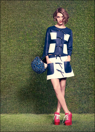 Louis Vuitton 2012 Resort collection