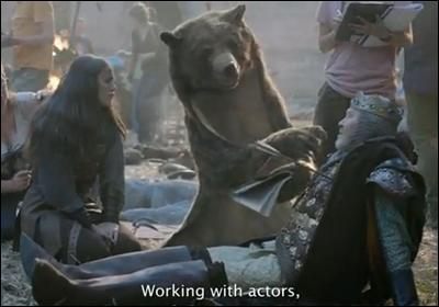 Canal+ The Bear