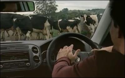 VW Tiguan Cross Country