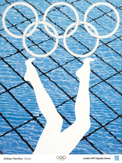 the London 2012 Olympic and Paralympic Games official posters
