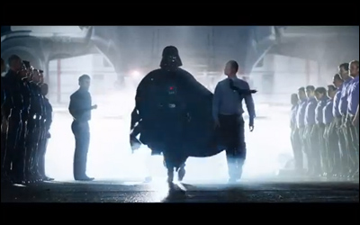 Currys PC World 2011 Official Ad - Vader's Visit Director's Cut (Darth Vader Star Wars)
