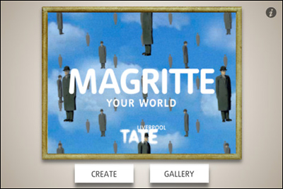 Magritte Your World