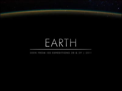 Earth | Time Lapse View from Space, Fly Over