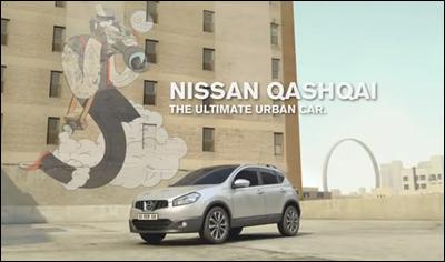 Nissan QASHQAI new TV Commercial HD