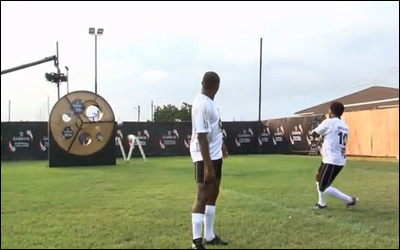 Guinness Football Challenge
