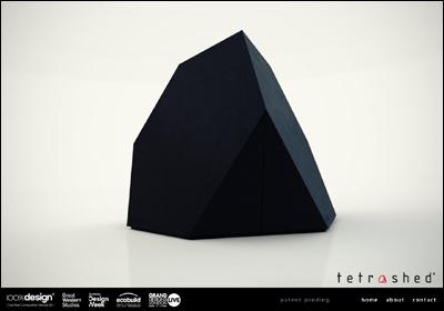 tetra-shed