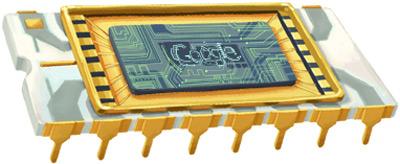 Google ロバート ノイス生誕84周年