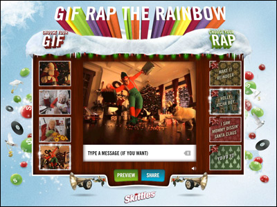 Gif Rap The Rainbow