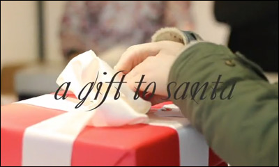 A Gift to Santa