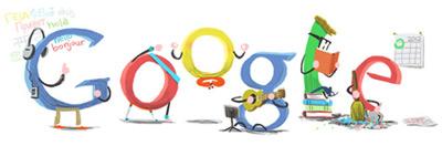Google 正月