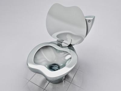 iPoo Toilet - Milos Paripovic
