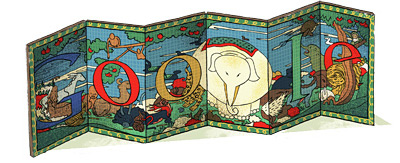 Google 伊藤若冲生誕296周年