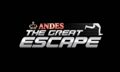 ANDES THE GREAT ESCAPE Case