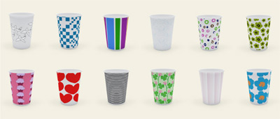DESIGN OUR COFFEE CUPS