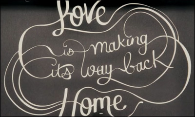 Josh Ritter - Love Is Making Its Way Back Home