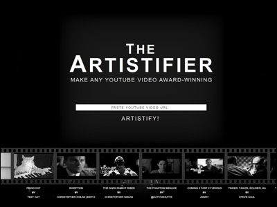 The Artistifier