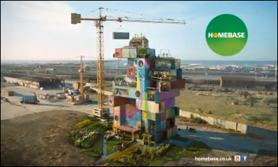 Homebase - Containers Launch