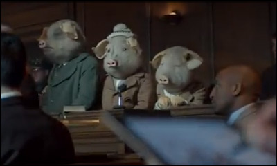 Guardian open journalism: Three Little Pigs