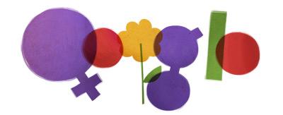 Google 国際女性デー