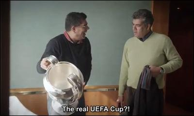 UEFA Champions League Trophy Tour 2012