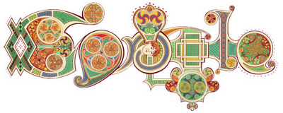 Google St Patrick's Day(セントパトリックデー)