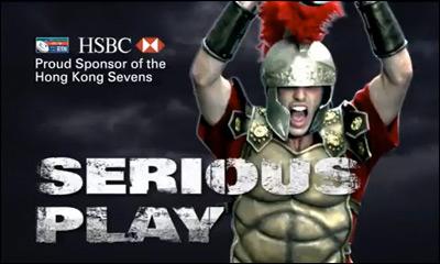 HSBC 7s Fancy Dress Street Rugby