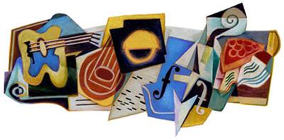 Google フアン・グリス(Juan Gris)生誕125周年
