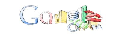 Google フランク・ロイド・ライト生誕138周年