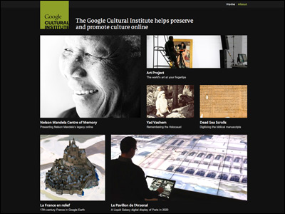 The Google Cultural Institute