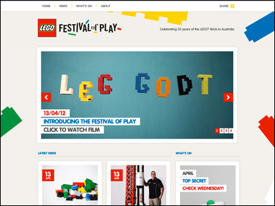LEGO® Festival of Play