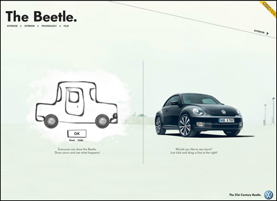 See the new Beetle!