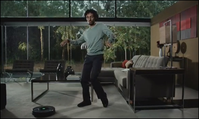 iRobot, Do You? Robot Dance
