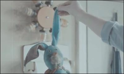 Harvey and Rabbit TV ad