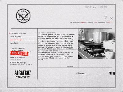 Alcatraz Delivery » Prison food delivery service
