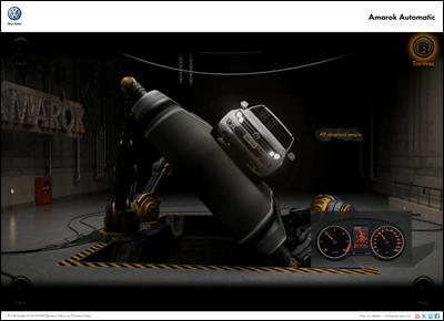 VW Amarock - Extreme Best Drive