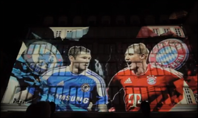 adidas Fußball - UEFA Champions League Finals: go all in for your team!