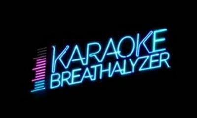Karaoke Breathalyzer