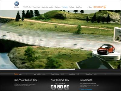 VW Bug Run
