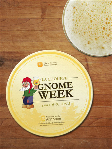 Chouffe Little Gnome App