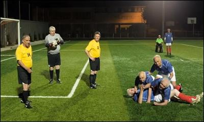 Magic Soccer Night