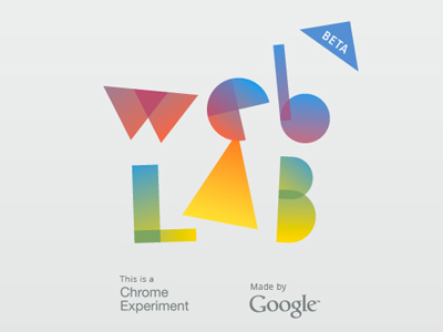 Chrome Web Lab