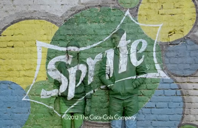 Sprite Behind The Scenes - Camouflage