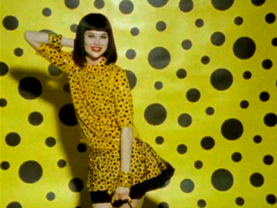 Louis Vuitton x Yayoi Kusama - The Looks